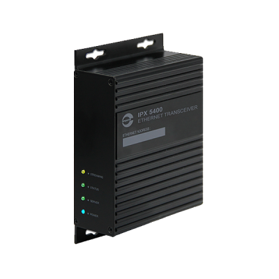 iPX5400. Amperes Ethernet Data & Audio Transceiver. #AIASIA Connect