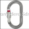PETZL OK M70 CARABINER M70 KEY LOCK / SCREW GATE 75G EN362 EN 12275 TYPE B Outdoor / Abseiling / Rappelling