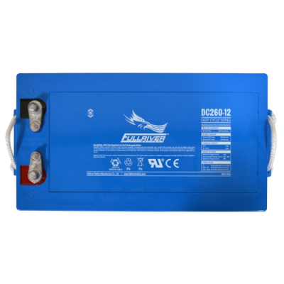 DC260-12 Deep-Cycle AGM Battery
