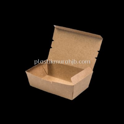 Kraft Lunch Box - M (Brown)