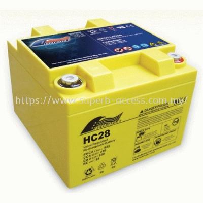 HC28 High Capacity Dual Purpose AGM Battery