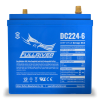 DC224-6 Deep-Cycle AGM Battery Golf / Electric Vehicle Application Fullriver AGM Battery