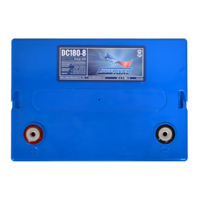 DC180-8 Deep-Cycle AGM Battery