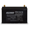 FFD110-12 Dual Purpose AGM Battery Commercial Trucking Application Fullriver AGM Battery