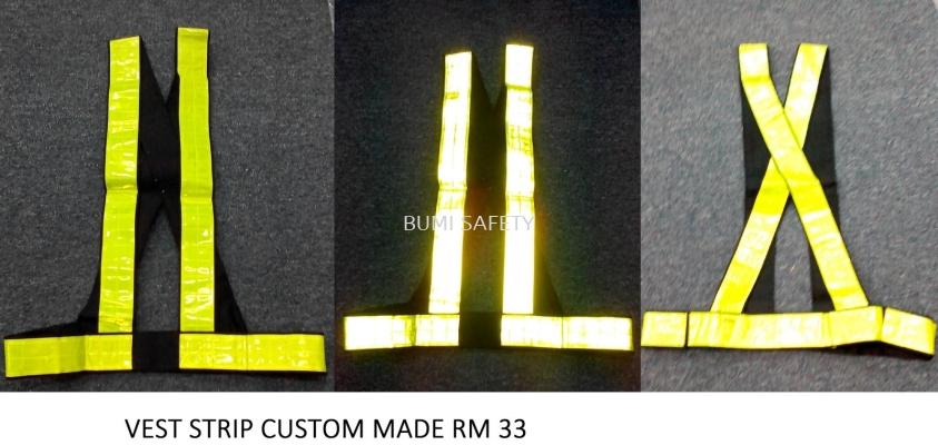 High Elastic Strip Vest