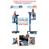 Peco Lift & Eco Lift Non Power Access Aerial Work Platform