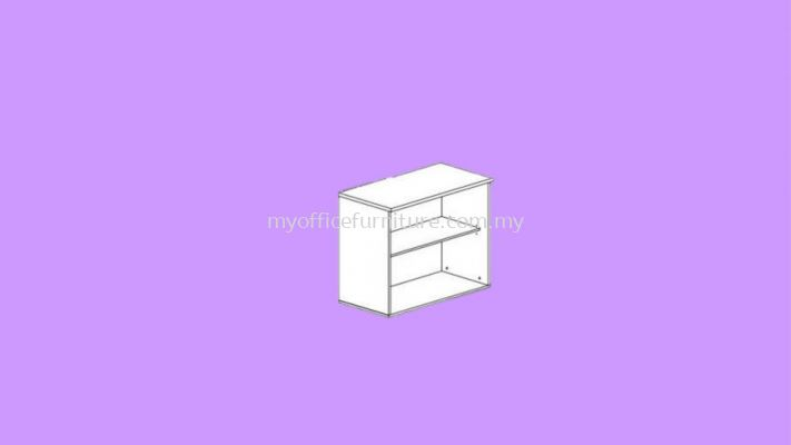 MY-OS Low Open Shelf Cabinet (RM 97.00/unit)