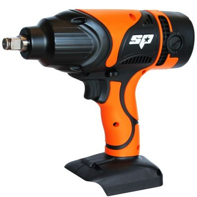 "SP TOOLS 18V 1/2""DR IMPACT WRENCH - SKIN ONLY SP81127BU"
