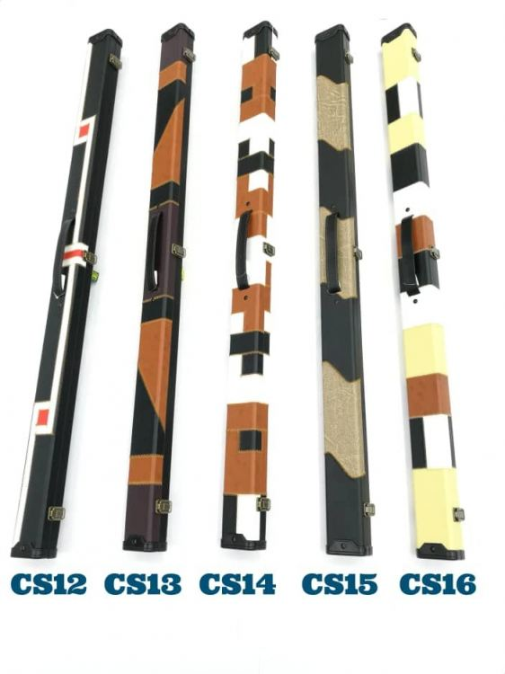 Snooker Cue Hard Box Casing 3/4