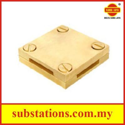 Square Tape Clip (Plate Type)