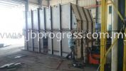 Steel Structures Steel Form / Concrete Mould General Metal Fabrication