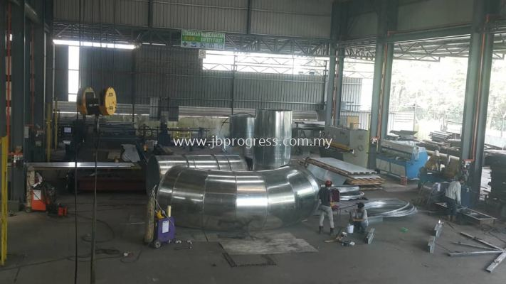 Steel Ducts