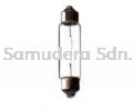 LAMP FESTOON S8.5, 24 VOLTS, 5 WATTS. DIMENSION - 15 X 44 MM NAVIGATION LAMP, INDICATOR AND BULB