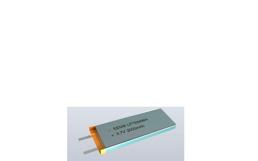 EEMB LP562030 Li-ion Polymer Battery