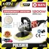 KEN 9718EI 180MM 1200W Polisher Polisher Cleaning Equipment