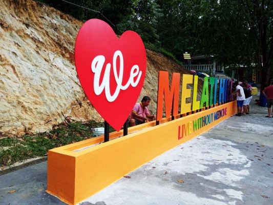 Project We Love Melawati Hill