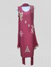 READYMADE DESIGNER SILK CHUDIDAR PUNJABI SUIT Chudidar punjabi suit Punjabi Suit