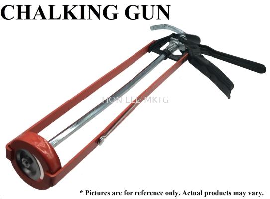 CHALKING GUN