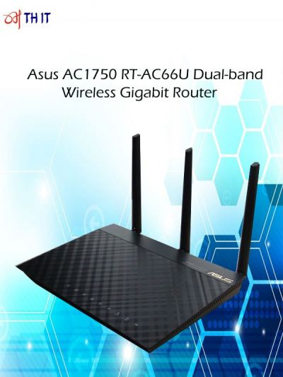 Asus Router RT-AC66U (Used Item)