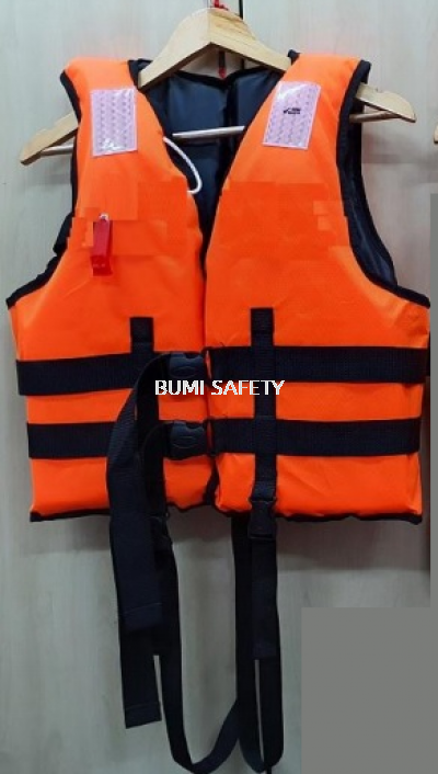Life Jacket No Collar