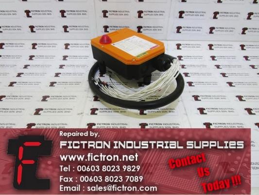 F24-8D F248D TELECRANE Industrial Radio Remote Control Repair Malaysia Singapore Indonesia USA Thailand