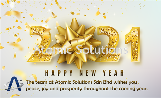 Happy New Year! Welcome 2021