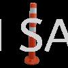 PU Flexible Pole Traffic Control Safety Vest / Traffic Control