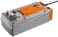 BELIMO EF24A-SR SPRING-RETURN MODULATING DAMPER ACTUATOR 30NM, AC24V, 50/60Hz / DC24V