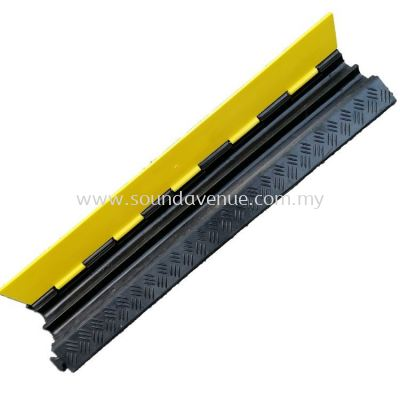 High Quality 2 Channel Cable Ramp Cable Protector