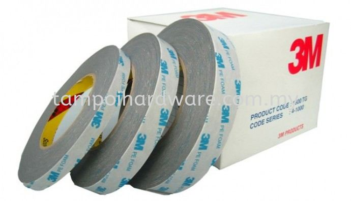 3M PE Foam Double sided tape Tapes Packaging Tools