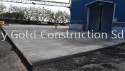 Concrete work and Premix Road Project  Cement Work