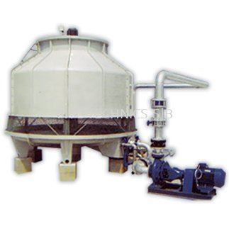 MTC P9 50CT Water Cooling Tower & Water Pump 2020