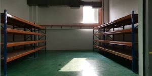 WIDE SPAN SHELVING SYSTEM