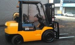 1. RECONDITIONED FORKLIFT