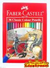 Faber Castell 36 Classic Color Pencil Color Pencil Stationery