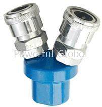 SMV Socket Y Quick Coupler Fittings