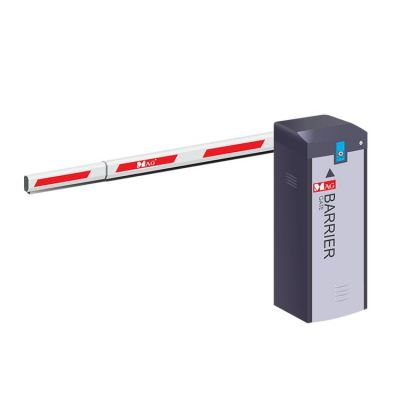 BR618T MAG Telescopic Arm Barrier Gate