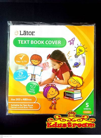 LATOR TEXT BOOK COVER 5'S