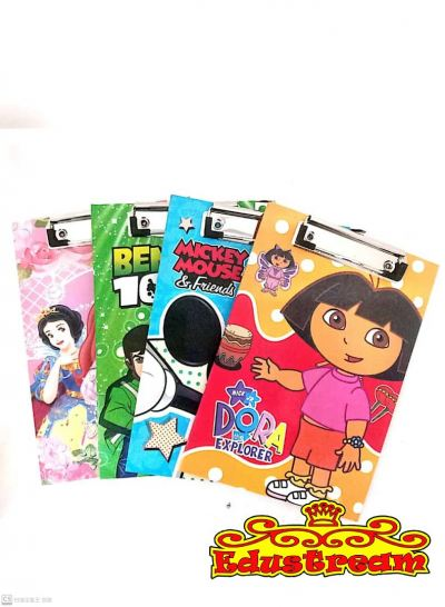 CLIP BOARD CARTOON NO.PD-028