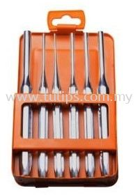 6 Pcs Pin Punch Set