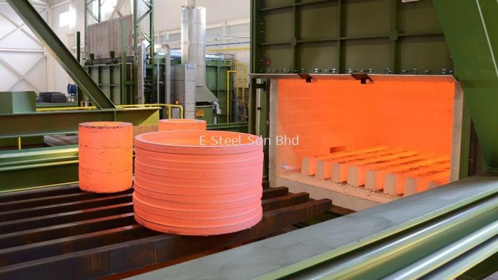 Metal Heat Treatment Services , Hardening and Tempering Services