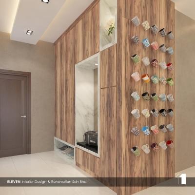 Johor Bahru Living Hall Design Refer (Foyer)