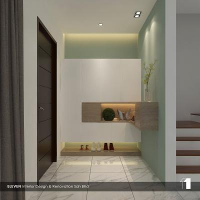 新山客厅设计参考 (厅门)