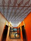 Menara Lien Hoe , Tropicana Aluminium Perforation Panel
