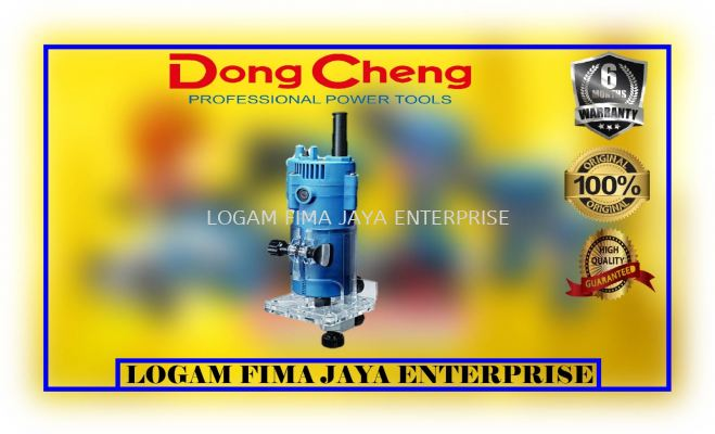 DONG CHENG TRIMMER ROUTER DMP02-6