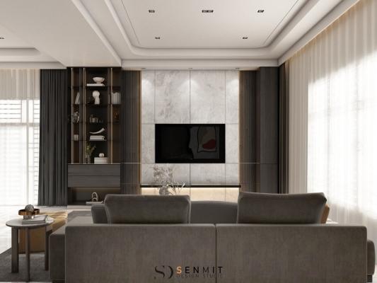 Interior & Renovation Refer Penang - SUNGAI ARA 2 STOREY