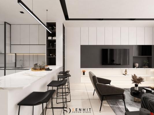 Interior & Renovation Refer Penang - Urban Living Residence