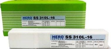2.5 kgs Stainless Steel Welding Electrode 4.0mm x E310L-16 Hero Tech