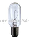 NAVIGATION LAMP 240 VOLTS 40 WATTS BAY15D - STOCK - 10 PCS LOCATION MC1-03 NAVIGATION LAMP, INDICATOR AND BULB