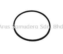 GASKET LID RUBBER BLACK RACOR 15005